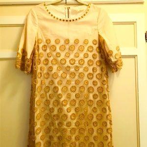 Philip Lim 3.1 beige dress!